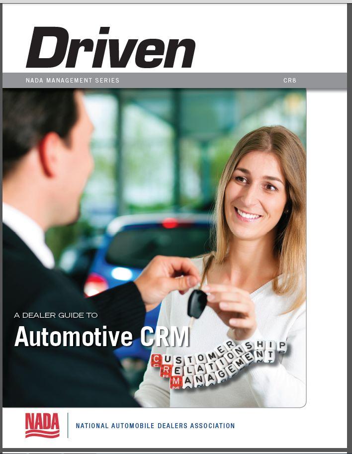 NADA CRM Guide, Automotive CRM